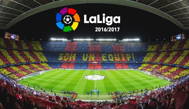 La Liga 2016/2017