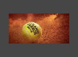 Roland Garros - Samostatné vstupenky - Kurt S.Lenglen
