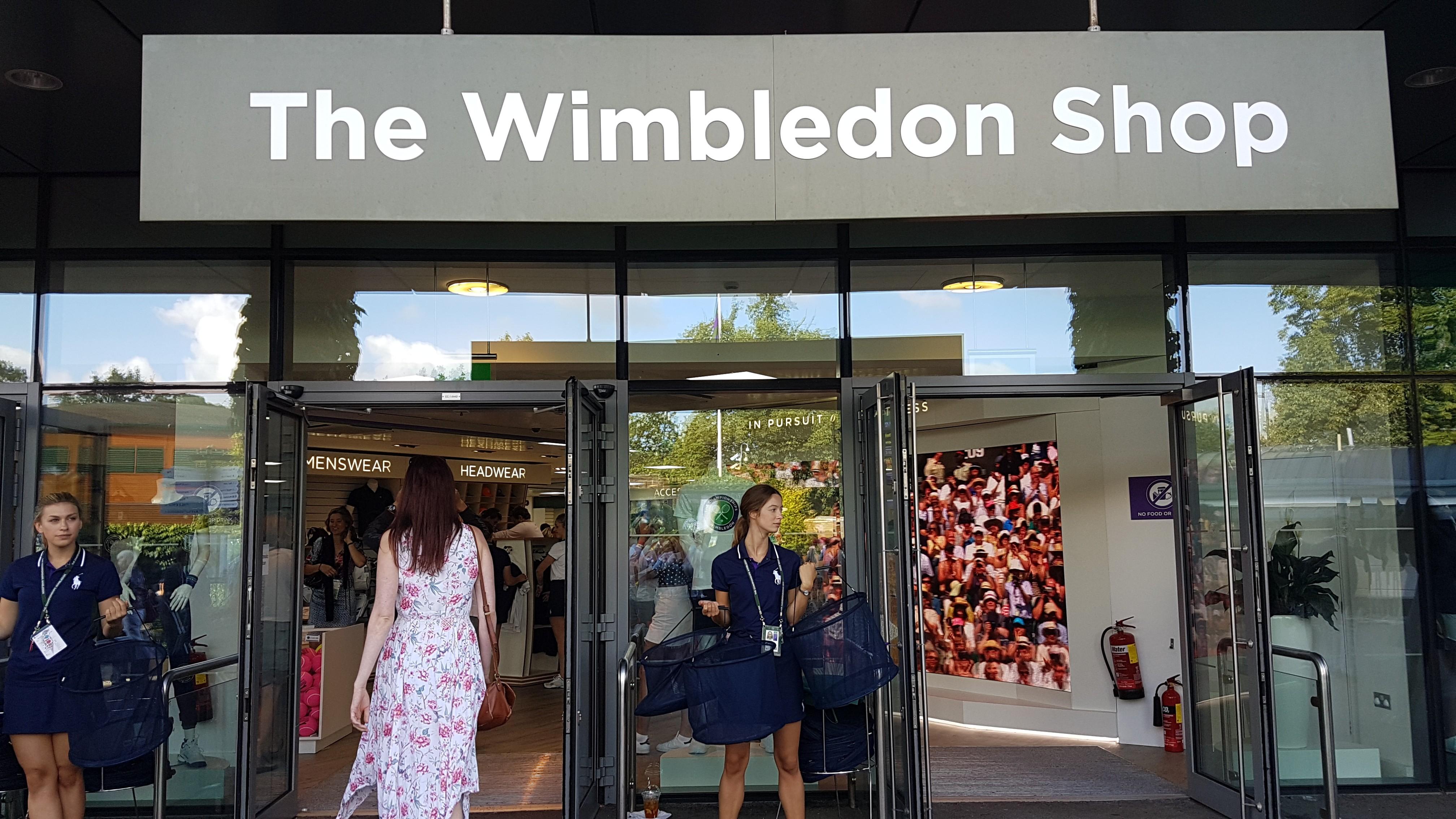WIMBLEDON 2020  vstupenky - kurt č. 1