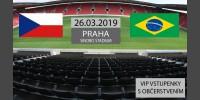 Česko - Brazílie